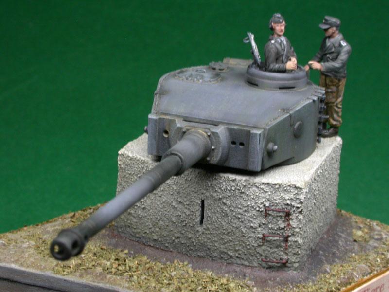 Tourelle tigre1 for L interieur du char de vimoutier